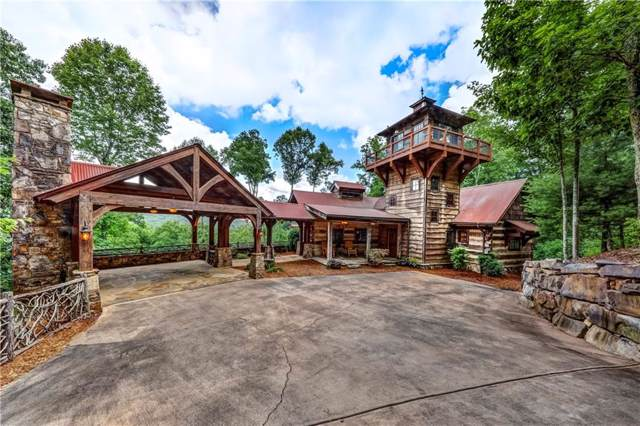 616 Chief Whitetails Road, Ellijay, GA 30540 (MLS #6570761) :: North Atlanta Home Team