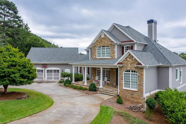 22 Ridgewater Drive SE, Cartersville, GA 30121 (MLS #6571344) :: The Heyl Group at Keller Williams