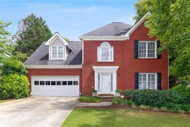 868 Windsor Oak Circle, Lawrenceville, GA 30045 (MLS #6575895) :: North Atlanta Home Team