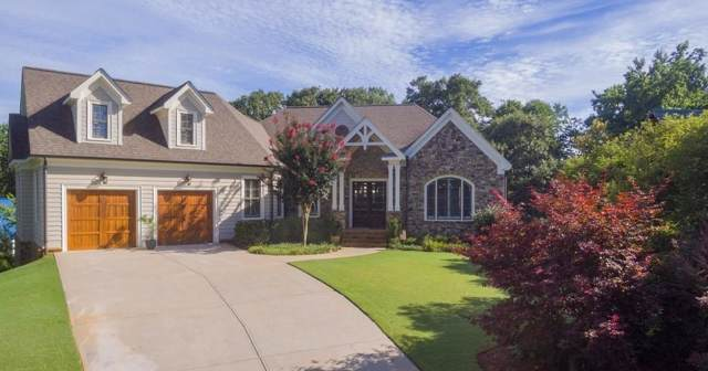 1540 Lakeview Road, Lavonia, GA 30553 (MLS #6576174) :: North Atlanta Home Team