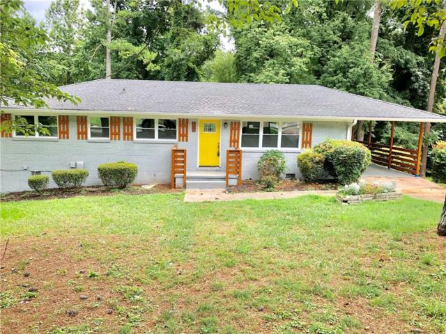 2732 Cavalier Drive, Decatur, GA 30034 (MLS #6578037) :: North Atlanta Home Team