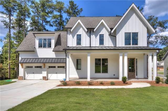2160 Ellis Mountain Drive SW, Marietta, GA 30064 (MLS #6578348) :: North Atlanta Home Team