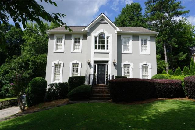 215 Dunhill Way Drive, Alpharetta, GA 30005 (MLS #6584016) :: RE/MAX Paramount Properties