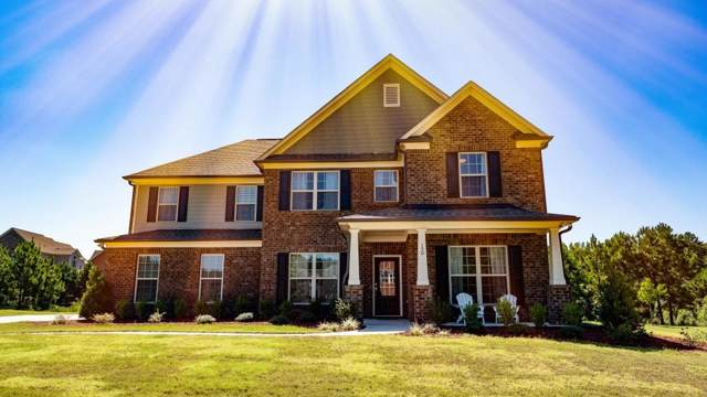 120 Holly Park Lane, Tyrone, GA 30290 (MLS #6585716) :: North Atlanta Home Team