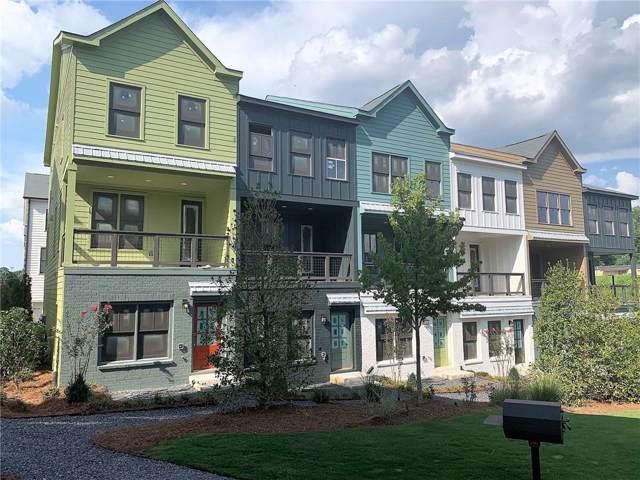 765 Aerial Way #58, Atlanta, GA 30312 (MLS #6587883) :: Iconic Living Real Estate Professionals