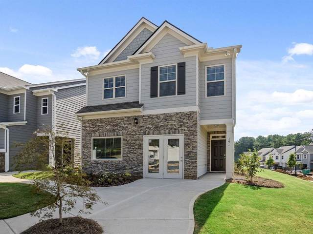207 Bluffton Court, Acworth, GA 30102 (MLS #6588359) :: North Atlanta Home Team