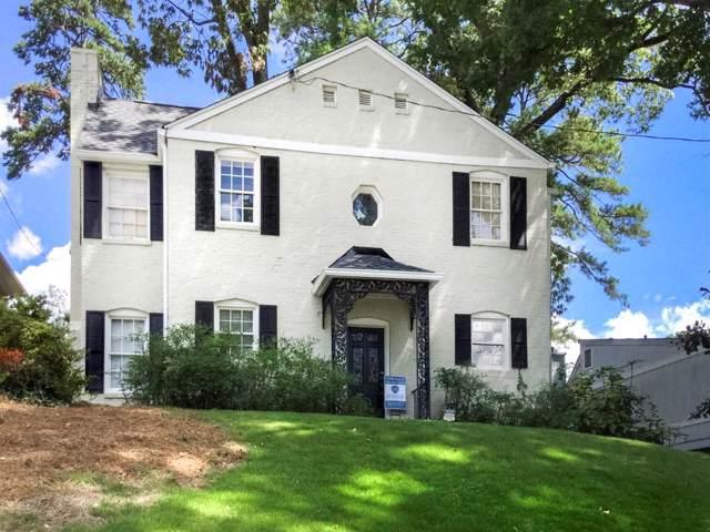 262 Peachtree Way NE, Atlanta, GA 30305 (MLS #6589271) :: North Atlanta Home Team