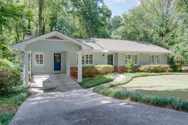1303 Brookshire Lane NE, Brookhaven, GA 30319 (MLS #6589338) :: North Atlanta Home Team
