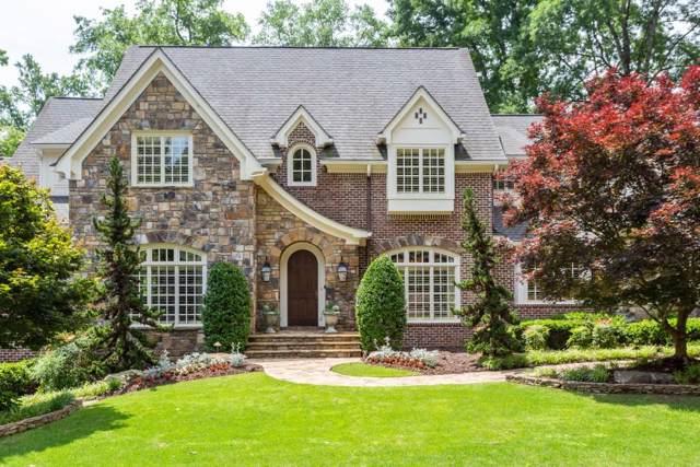 110 Cherry Hill Drive SE, Marietta, GA 30067 (MLS #6593710) :: RE/MAX Paramount Properties