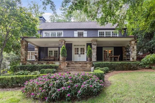 1964 Walthall Drive NW, Atlanta, GA 30318 (MLS #6595959) :: North Atlanta Home Team