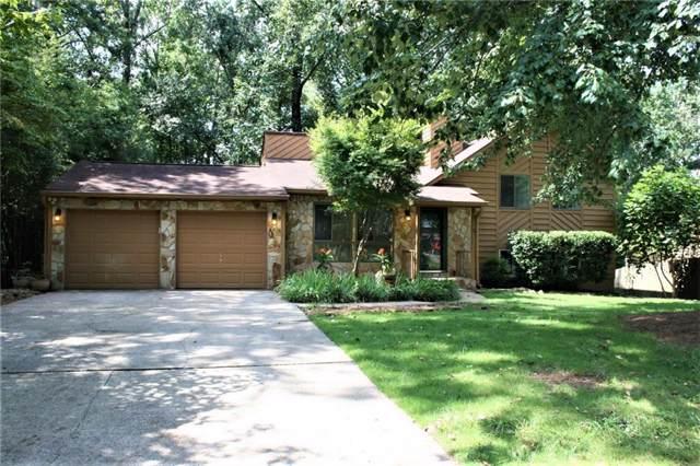 1616 Rex Drive, Marietta, GA 30066 (MLS #6596370) :: Iconic Living Real Estate Professionals