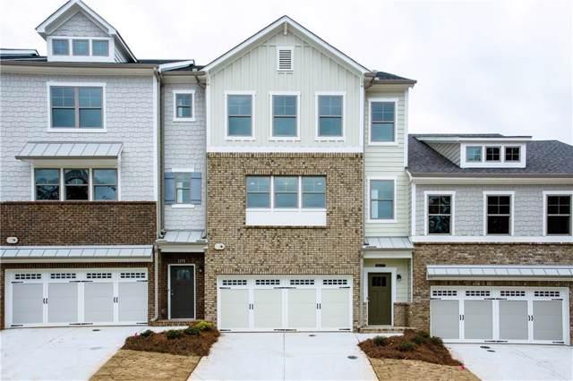 2293 Fremont Drive #7, Marietta, GA 30068 (MLS #6596635) :: North Atlanta Home Team