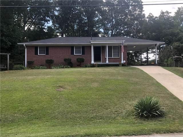 590 Mountain Trail SE, Mableton, GA 30126 (MLS #6597174) :: North Atlanta Home Team