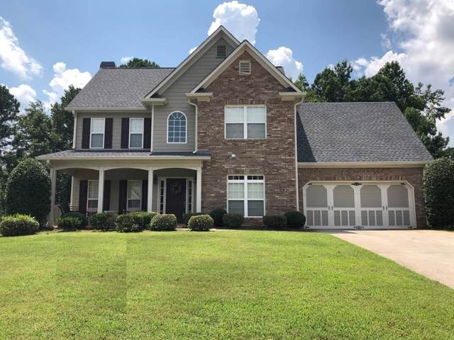 8290 Mossybrook Lane, Douglasville, GA 30135 (MLS #6599047) :: North Atlanta Home Team