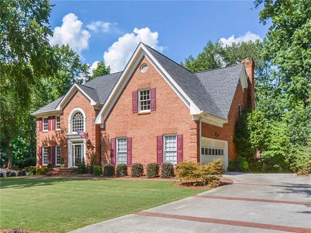 1510 Blyth Walk SW, Snellville, GA 30078 (MLS #6599067) :: North Atlanta Home Team