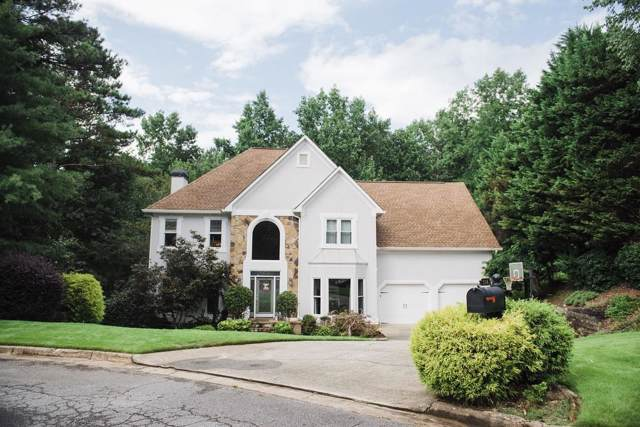 508 Scenic Way, Woodstock, GA 30189 (MLS #6599862) :: North Atlanta Home Team