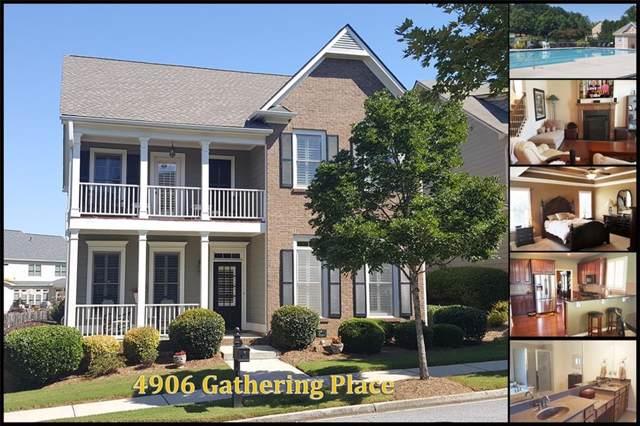 4906 Gathering Place, Suwanee, GA 30024 (MLS #6601624) :: North Atlanta Home Team