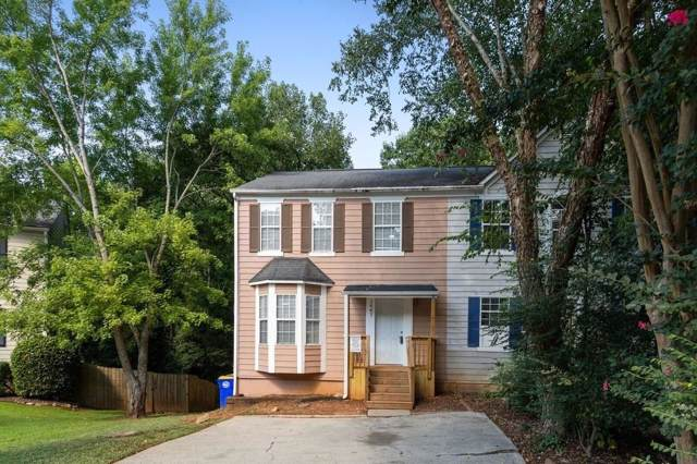 1441 Shiloh Way, Kennesaw, GA 30144 (MLS #6601751) :: Kennesaw Life Real Estate