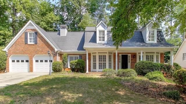 1057 Princeton Walk NE, Marietta, GA 30068 (MLS #6601813) :: Charlie Ballard Real Estate