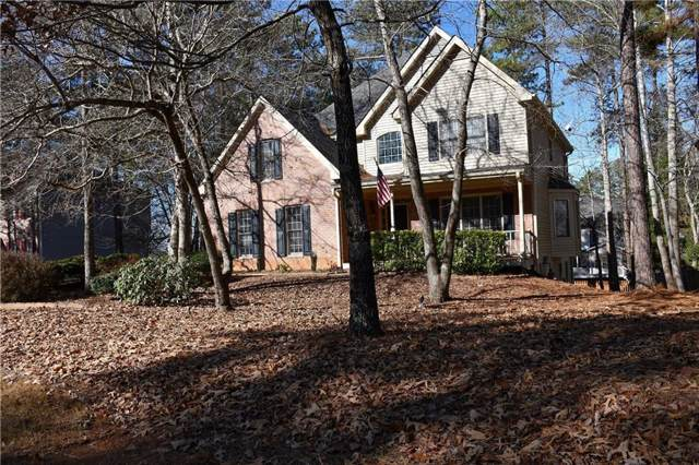 6250 Woodlore Drive NW, Acworth, GA 30101 (MLS #6602108) :: North Atlanta Home Team