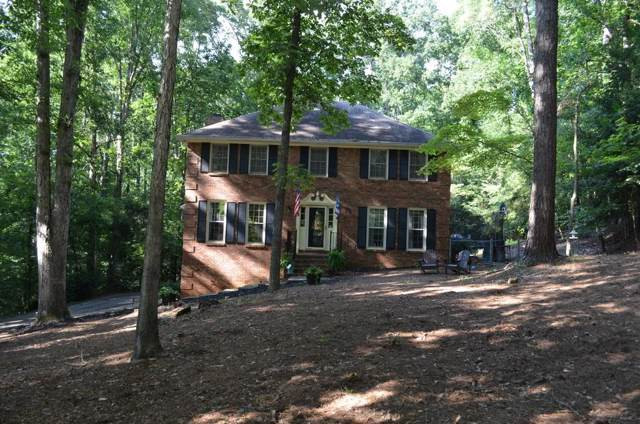 2318 SW Habersham Drive SW, Marietta, GA 30064 (MLS #6602602) :: Iconic Living Real Estate Professionals