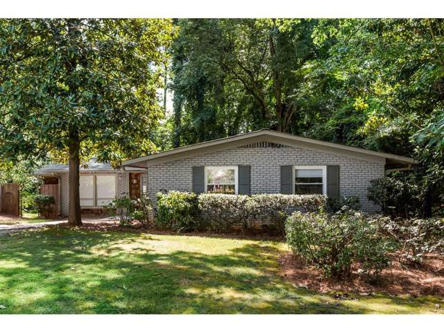 3677 Shadow Lane NE, Brookhaven, GA 30319 (MLS #6602857) :: North Atlanta Home Team