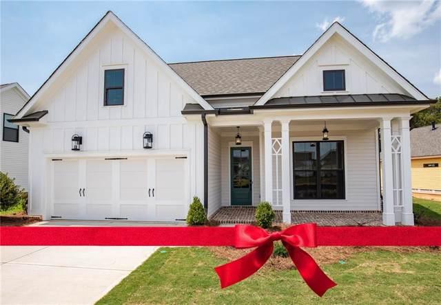 341 Mcdaniel Place, Canton, GA 30115 (MLS #6603228) :: Charlie Ballard Real Estate