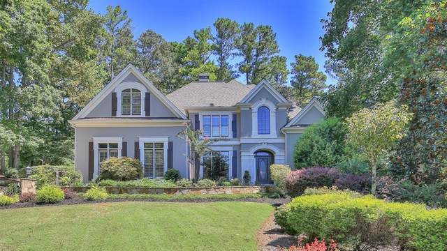 450 Galloway Court, Alpharetta, GA 30004 (MLS #6603368) :: North Atlanta Home Team