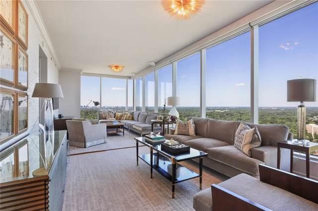 3630 Peachtree Road NE #2708, Atlanta, GA 30326 (MLS #6603744) :: RE/MAX Paramount Properties
