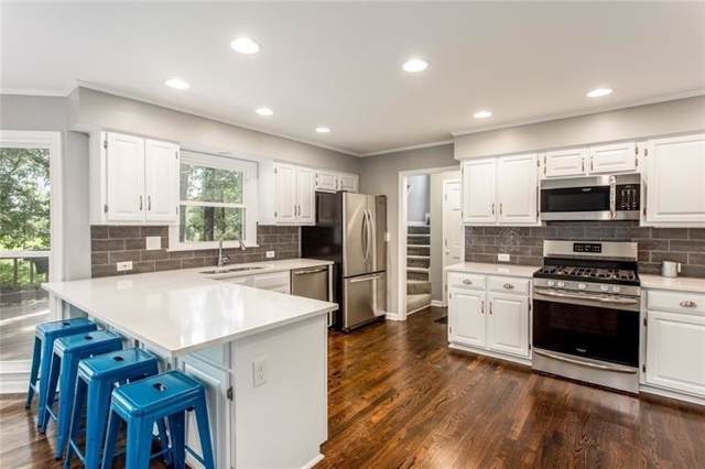 4114 Springwood Place, Marietta, GA 30062 (MLS #6604532) :: The Cowan Connection Team