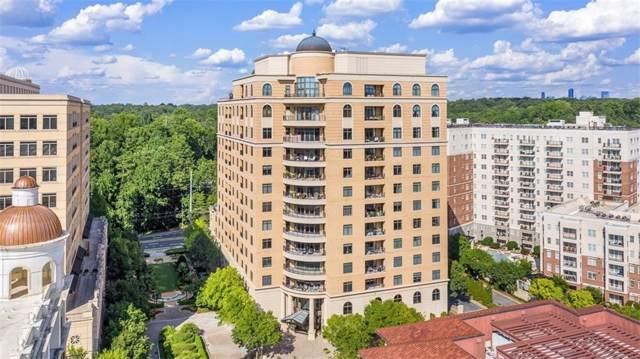 3286 Northside Parkway NW #605, Atlanta, GA 30327 (MLS #6605985) :: North Atlanta Home Team