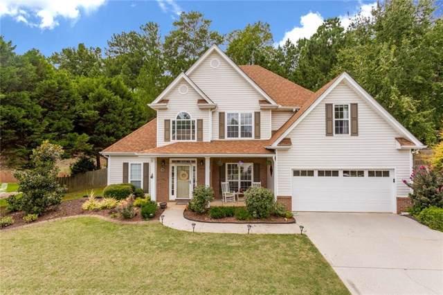 1163 Fords Lake Place NW, Acworth, GA 30101 (MLS #6606340) :: North Atlanta Home Team
