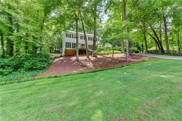 295 Mark Trail, Sandy Springs, GA 30328 (MLS #6606515) :: North Atlanta Home Team
