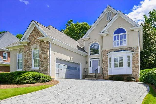 519 Prentiss Point SE, Marietta, GA 30067 (MLS #6606757) :: KELLY+CO