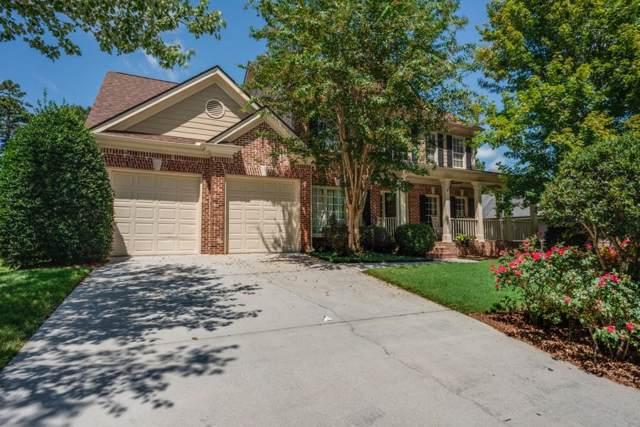1663 Sweet Branch Trail, Grayson, GA 30017 (MLS #6606788) :: North Atlanta Home Team