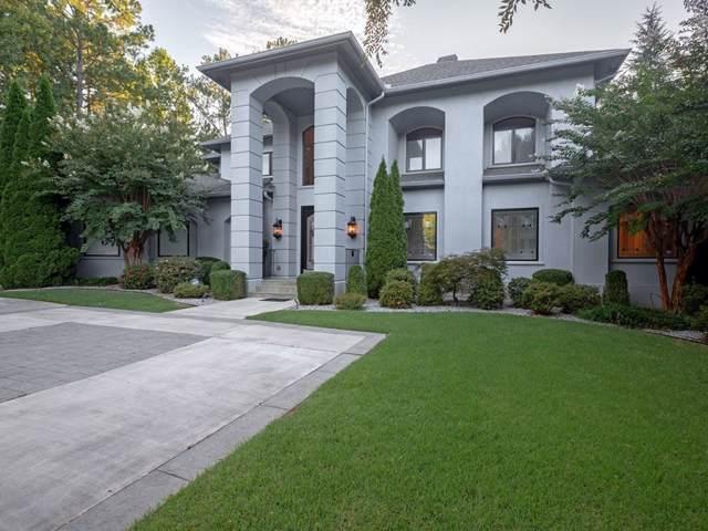 100 Club Court, Alpharetta, GA 30005 (MLS #6607331) :: North Atlanta Home Team