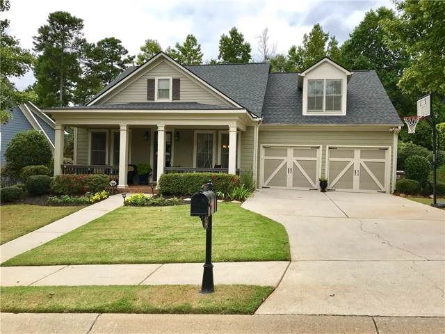 5918 Deer Chase Lane, Hoschton, GA 30548 (MLS #6607392) :: North Atlanta Home Team