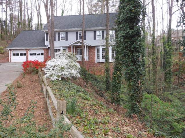 1622 E Bank Drive, Marietta, GA 30068 (MLS #6607747) :: KELLY+CO