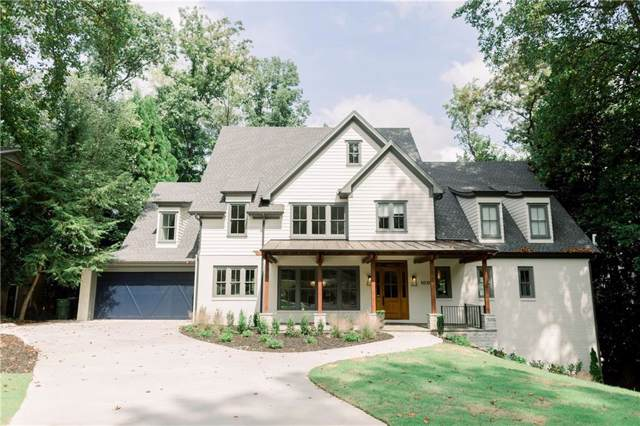 1030 Angelo Court NE, Atlanta, GA 30319 (MLS #6608755) :: North Atlanta Home Team