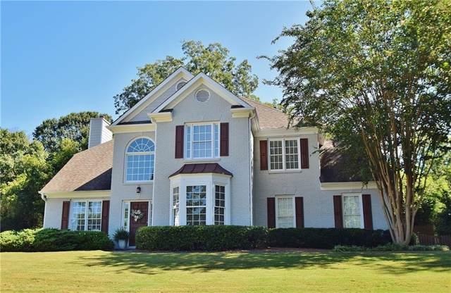 1194 Longview Drive, Gainesville, GA 30501 (MLS #6610099) :: Path & Post Real Estate