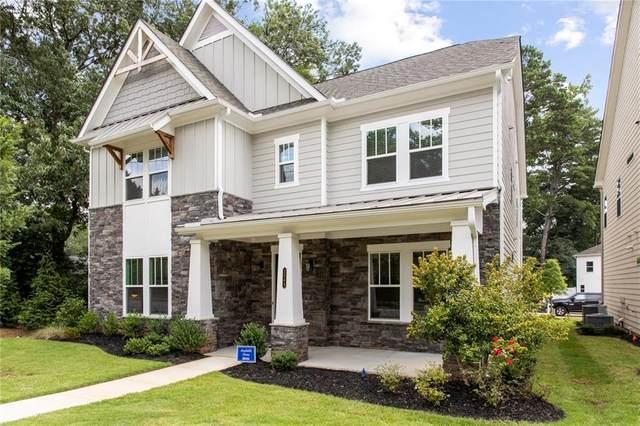 2243 Chestnut Pass, Decatur, GA 30033 (MLS #6611159) :: Tonda Booker Real Estate Sales