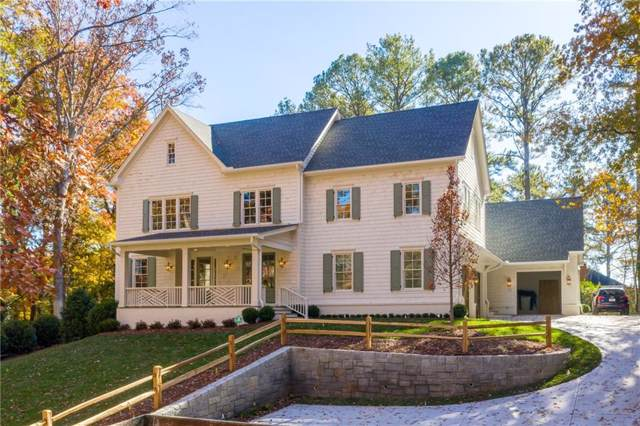 4249 Woodland Brook Drive, Atlanta, GA 30339 (MLS #6611603) :: Scott Fine Homes