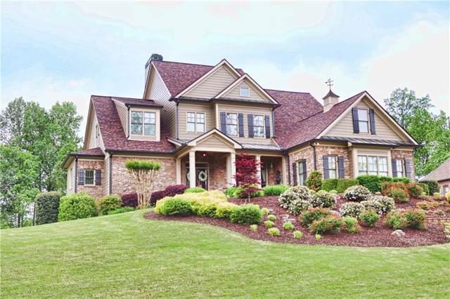 123 Brannon Drive, Canton, GA 30115 (MLS #6611853) :: North Atlanta Home Team