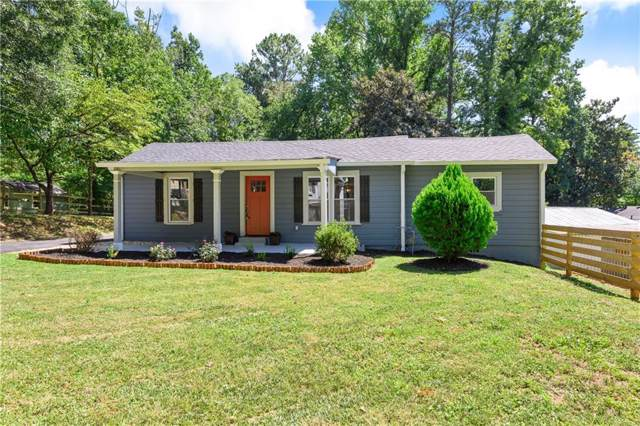 4059 Pine Valley Road, Tucker, GA 30084 (MLS #6611889) :: North Atlanta Home Team