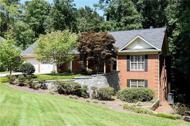 2922 Four Oaks Drive, Dunwoody, GA 30360 (MLS #6612244) :: North Atlanta Home Team