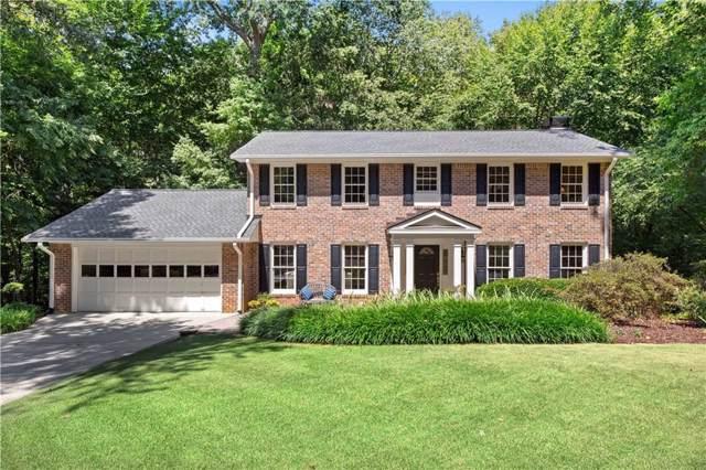 1702 Barkston Court, Brookhaven, GA 30341 (MLS #6613550) :: North Atlanta Home Team