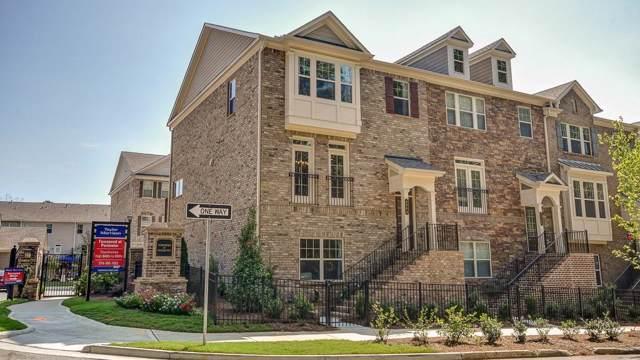 4012 Townsend Lane #4, Dunwoody, GA 30346 (MLS #6614106) :: Kennesaw Life Real Estate