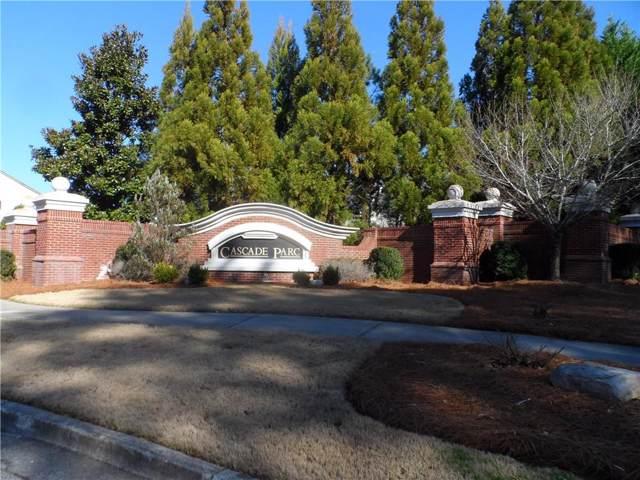 3309 Cascade Parc Boulevard SW, Atlanta, GA 30311 (MLS #6614161) :: North Atlanta Home Team