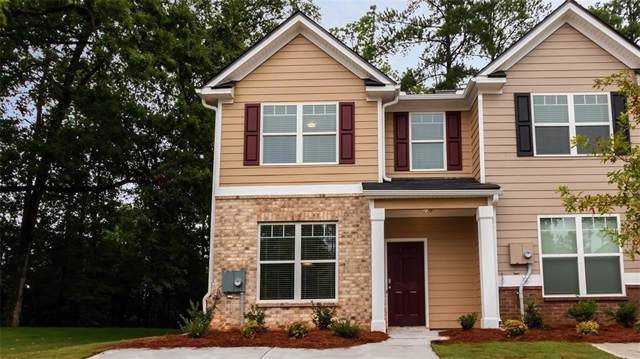 2523 Piering Drive #55, Lithonia, GA 30038 (MLS #6614535) :: North Atlanta Home Team