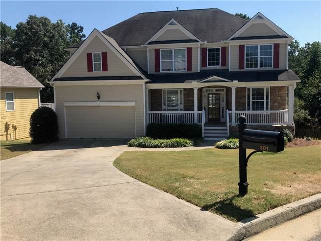301 Towering Crest, Canton, GA 30114 (MLS #6614562) :: The Cowan Connection Team